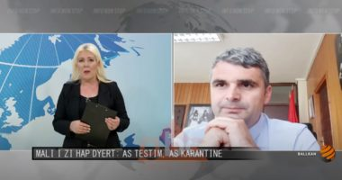 Kryetari i këshillit komunal, Ilir Capuni: Mali i Zi hap dyert, as testim, as karantinim