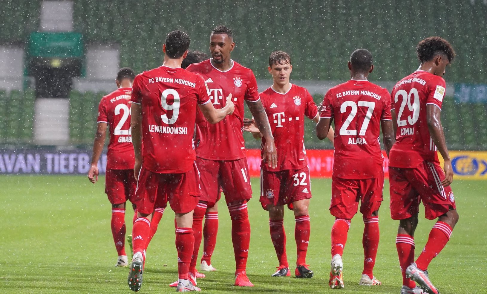 Bundesliga ka pronarë, Bayern Munich kampion tetë herë radhazi