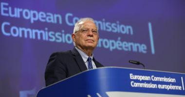 """Diplomati i lartë i BE: Vdekja e George Floyd është """"abuzim i pushtetit"""""""