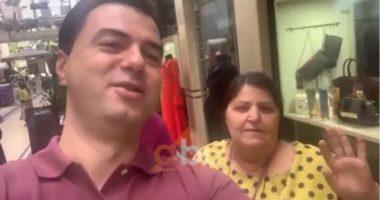 """""""Vetëm kaptinën më ke nxjerrë.."""": Gruaja i ankohet për videon, Basha kërkon mbështetje për biznesin"""
