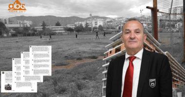 """""""Skandal i paparë, turpi i mbuloftë! Vetëm në Shqipëri fushat bëhen pallate"""""""
