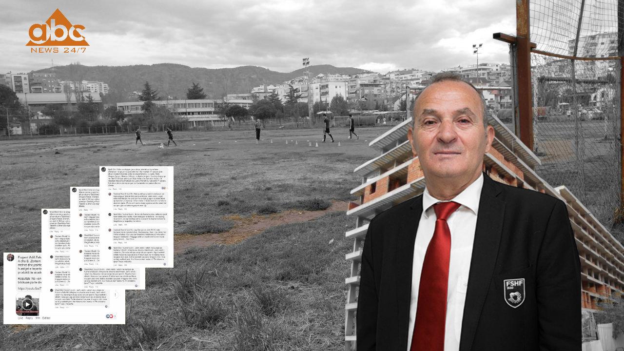 """""""Skandal i paparë, turpi i mbuloftë! Vetëm në Shqipëri fushat e futbollit bëhen pallate"""""""
