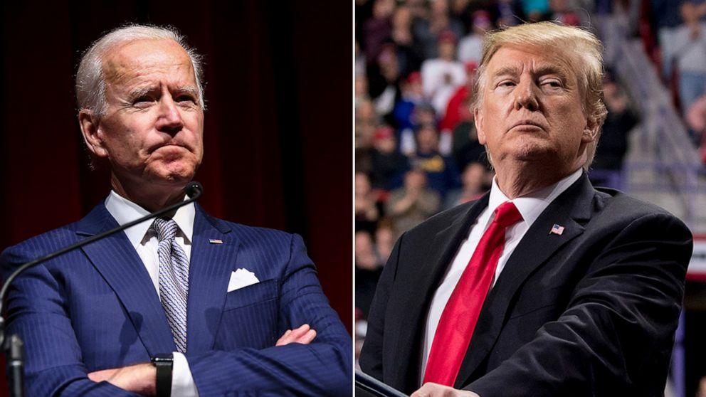 Sondazhet theksojnë rënien e vazhdueshme të Trump, Joe Biden është 12 pikë para