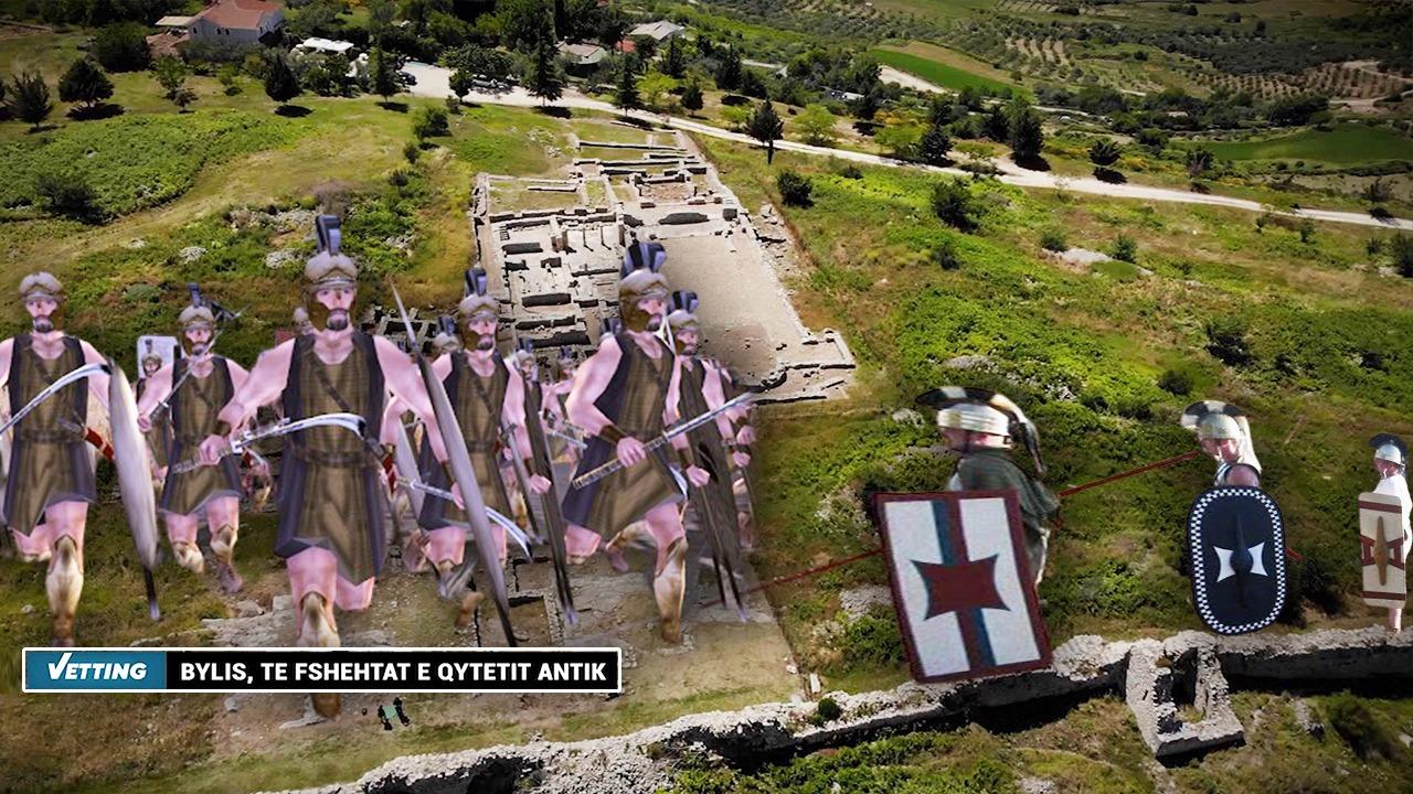 Bylisi, të fshehtat e qytetit antik – Vetting