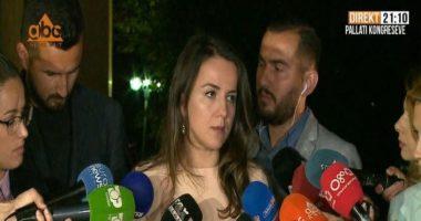 Hajdari: Hoqa dorë nga sistemi për të mos bllokuar integrimin, mora garanci nga SHBA dhe BE