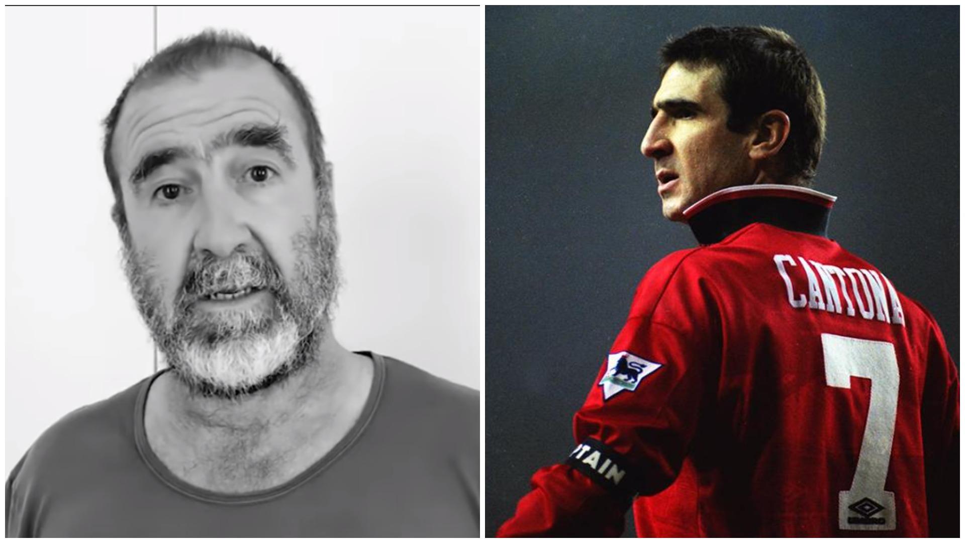 """VIDEO/ """"Kush është njeriu me ngjyrë?!"""", monologu i Cantona """"hesht"""" rrjetin"""