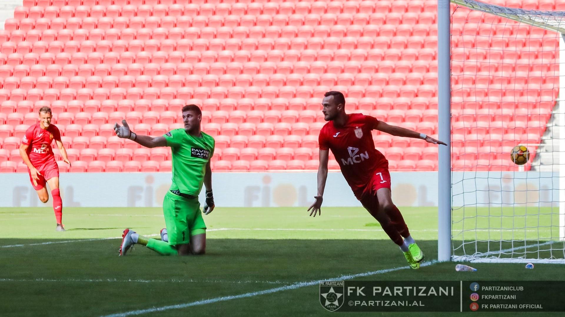 Zyrtare: FIFA pranon kërkesën e Partizanit, tani Çinari mund të luajë