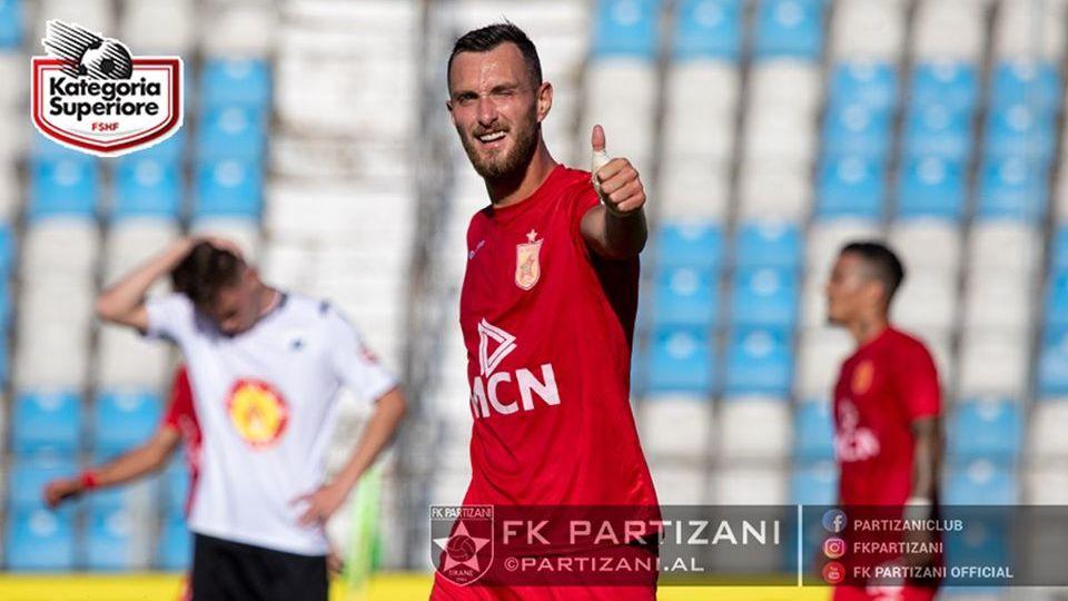 Përfundon dënimi i dhënë nga FIFA, Çinari gati për derbin ndaj Tiranës