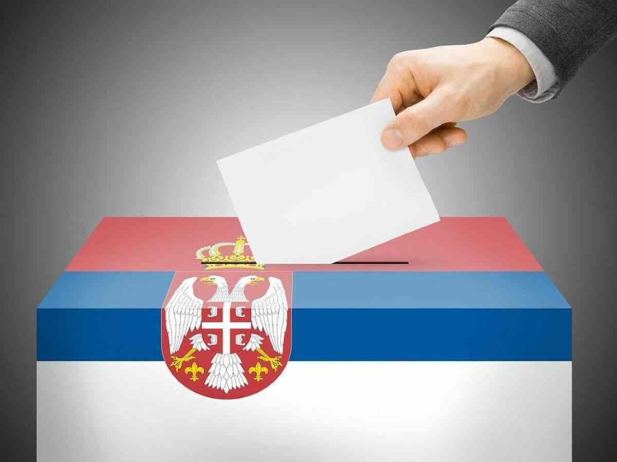 Zgjedhjet parlamentare të Serbisë mbahen edhe në Kosovë