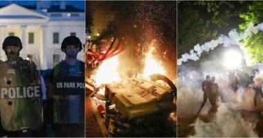 """Vrasja e afro-amerikanit: SHBA """"pushtohet"""" nga protestat, mbi 4,000 të arrestuar"""