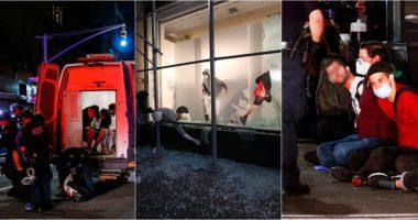Vazhdojnë trazirat në SHBA, mbi 200 të arrestuar brenda natës në New York