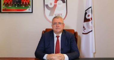"""""""Ditë e rëndësishme për futbollin"""", urimi i Dukës për 90-vjetorin e FSHF-së"""