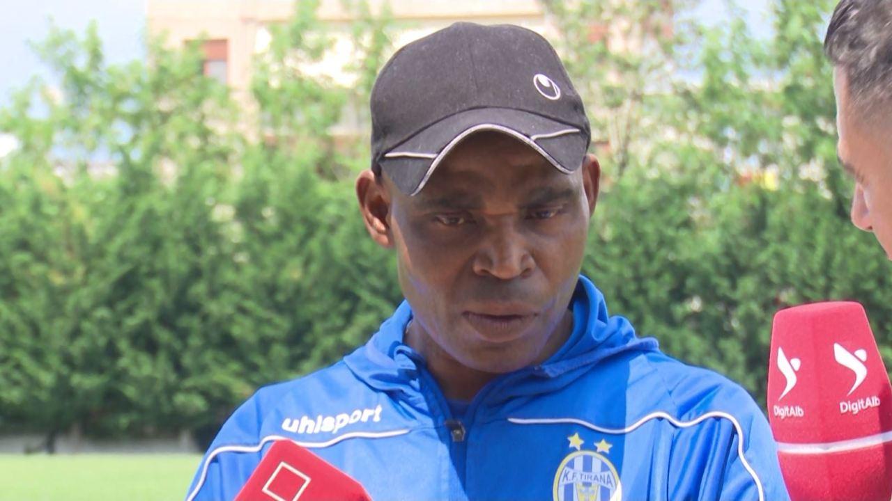 Egbo: Fitore me karakter, nuk dua që të jem trajner portierësh!