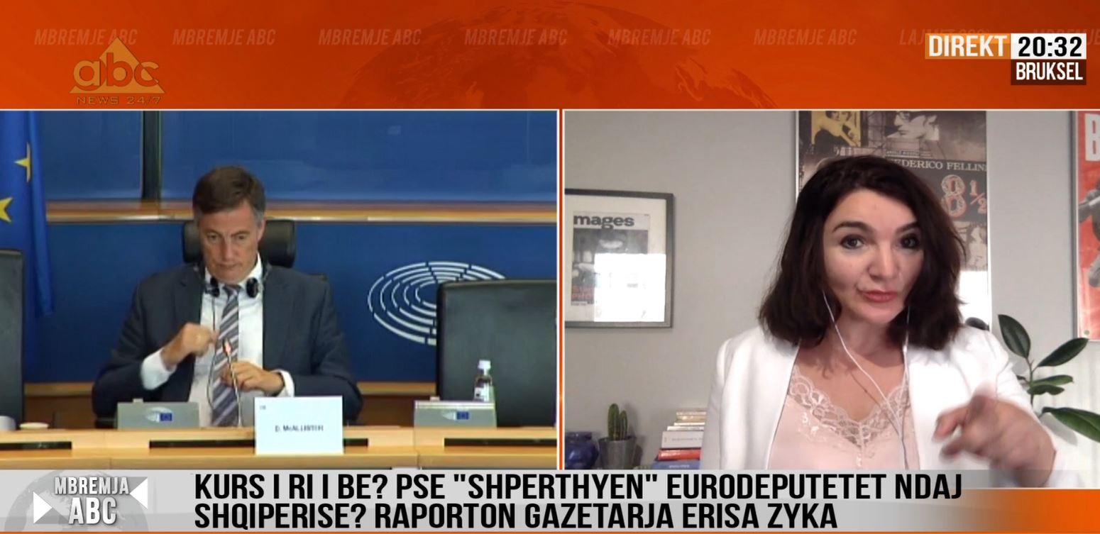 """PE asnjë """"lëshim"""" për Shqipërinë: Asnjë hap drejt """"negociatave"""" pa përmbushur kushtet"""