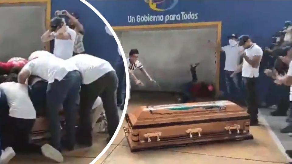 VIDEO/ Ëndrra futboll iu ndërpre në mes, si e nderojnë shokët adoleshentin e vrarë