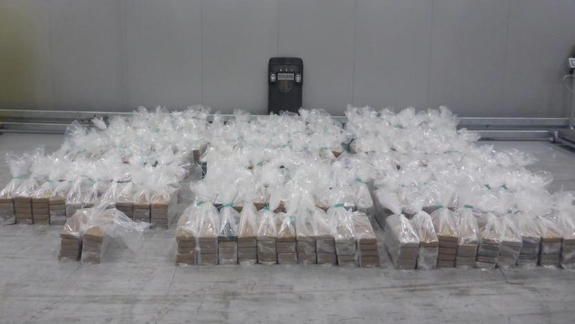 Vinte nga Ekuadori, kapet në Roterdam sasi rekord kokaine