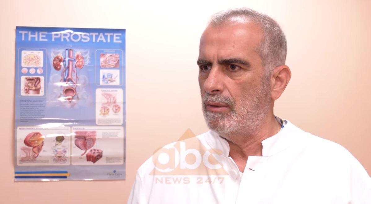 """Departamenti i urologjisë në spitalin """"Hygeia"""" ofron deri në fund të qershorit paketën e kontrollit të prostatës"""