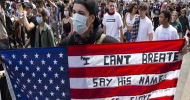 Protestat, mediat kineze: Liria në SHBA ka vdekur