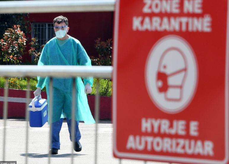 Rëndohet bilanci i viktimave nga koronavirusi, humbin jetën 3 pacientë në 24 orët e fundit
