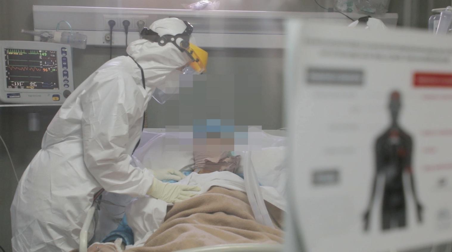76 të shtruar dhe 2 të intubuar: Si paraqitet gjendja e pacientëve në spital