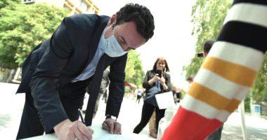 Kurti në shesh: Thirrje qytetarëve të nënshkruajnë peticionin, zgjedhjet janë qëllimi ynë