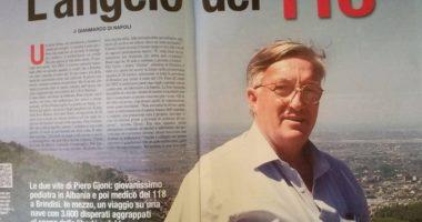 Historia e shqiptarit/ Nga një refugjat i 91-it në Brindisi sot doktor në emergjencë në Itali