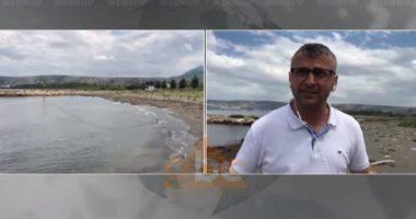 Ndotja e bregdetit në Kune-Vainit në Lezhë për të tretin vit pa zgjidhje
