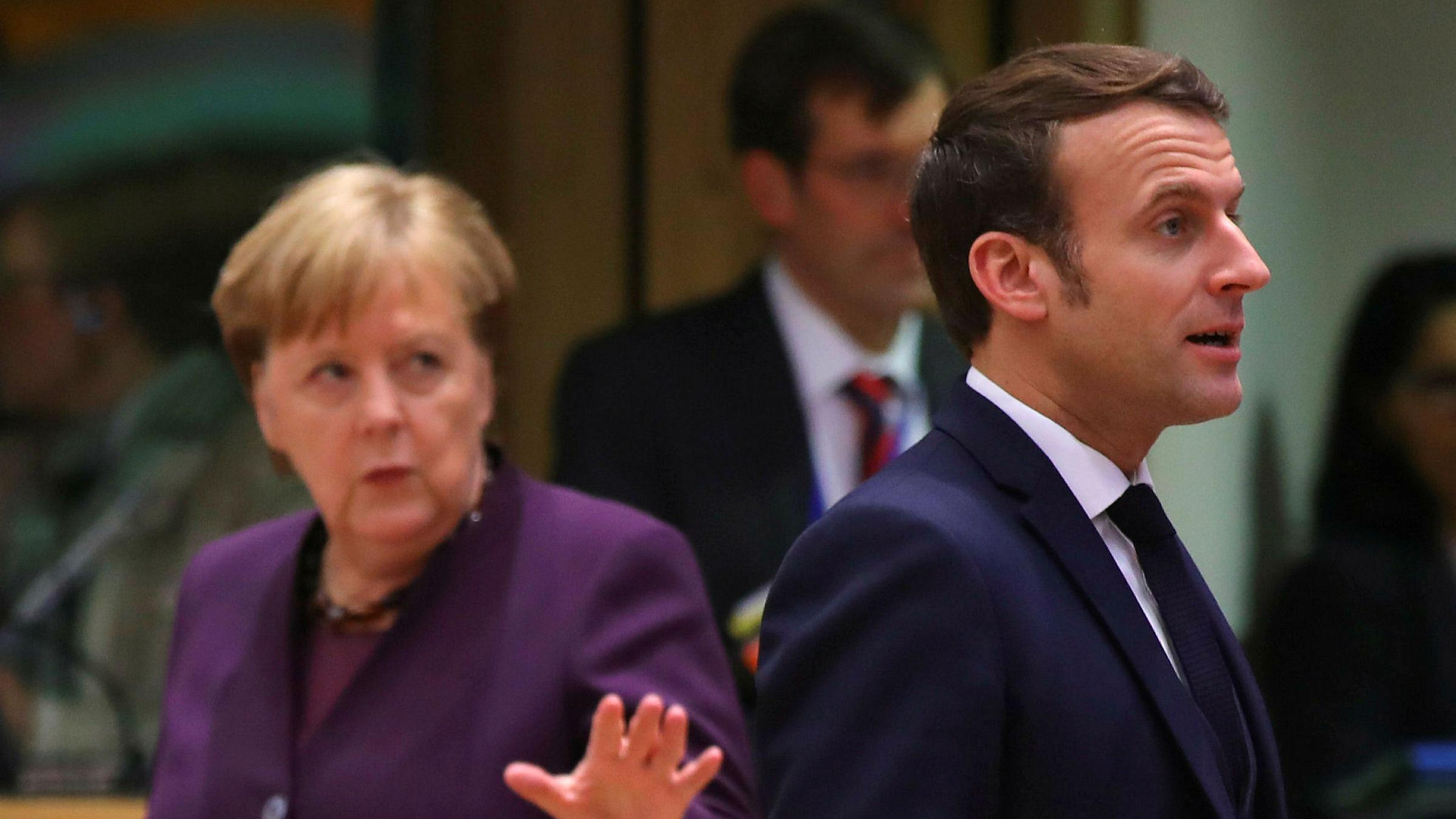 Si do rimëkëmbet Evropa pas krizës? Plani Merkel-Macron dhe debatet e mëdha