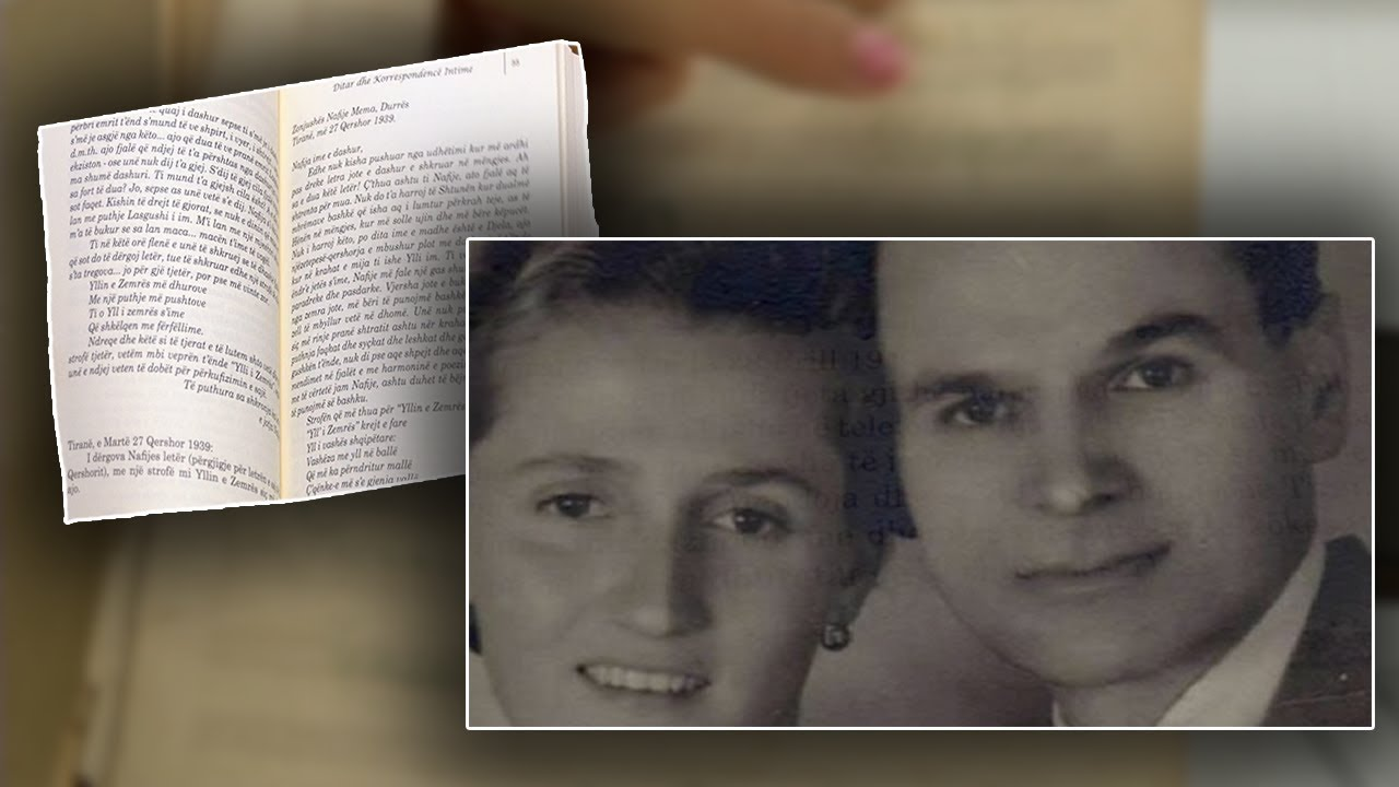 SPECIALE/ 2vite korospondencë letrash dashuriemes Poradecit dhe gruas, në një libër