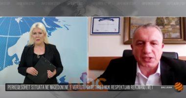 Përkeqësohet situata në Maqedoninë e Veriut, Memeti: Qytetaret nuk respektuan rekomandimet