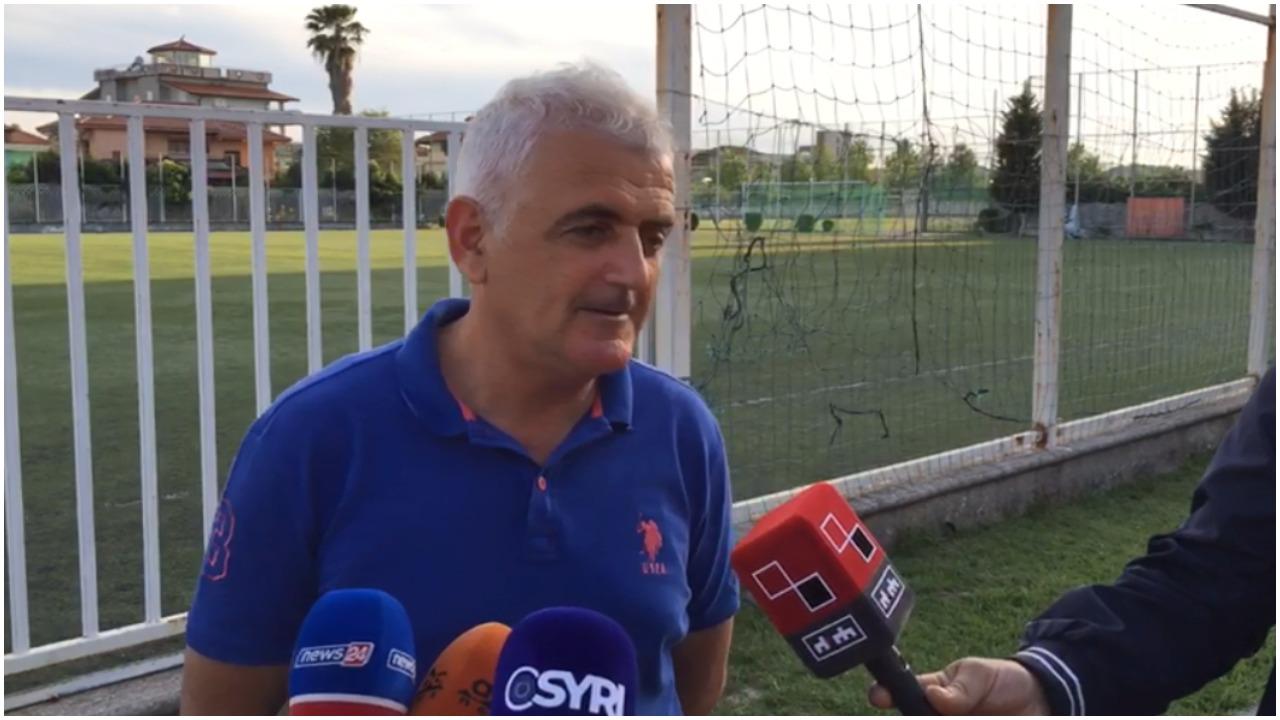 Zyrtare: Dorëhiqet Artan Mërgjyshi, Besa emëron trajnerin e ri direkt