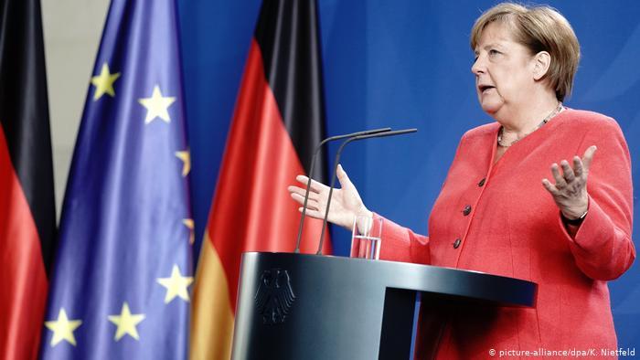 """""""Përplasja, në korrik"""": Ç'po ndodh me BE-në e goditur nga koronavirusi, Merkel flet për kompromis"""