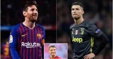 As Messi as Ronaldo, Thomas Muller i habit të gjithë me zgjedhjen e tij