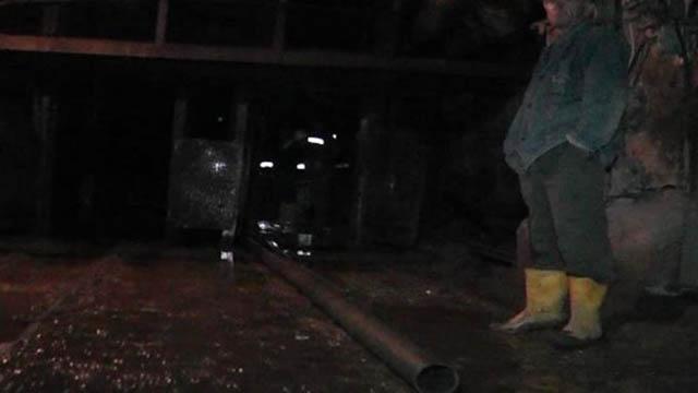 Humb jetën minatori në minierën e Martaneshit
