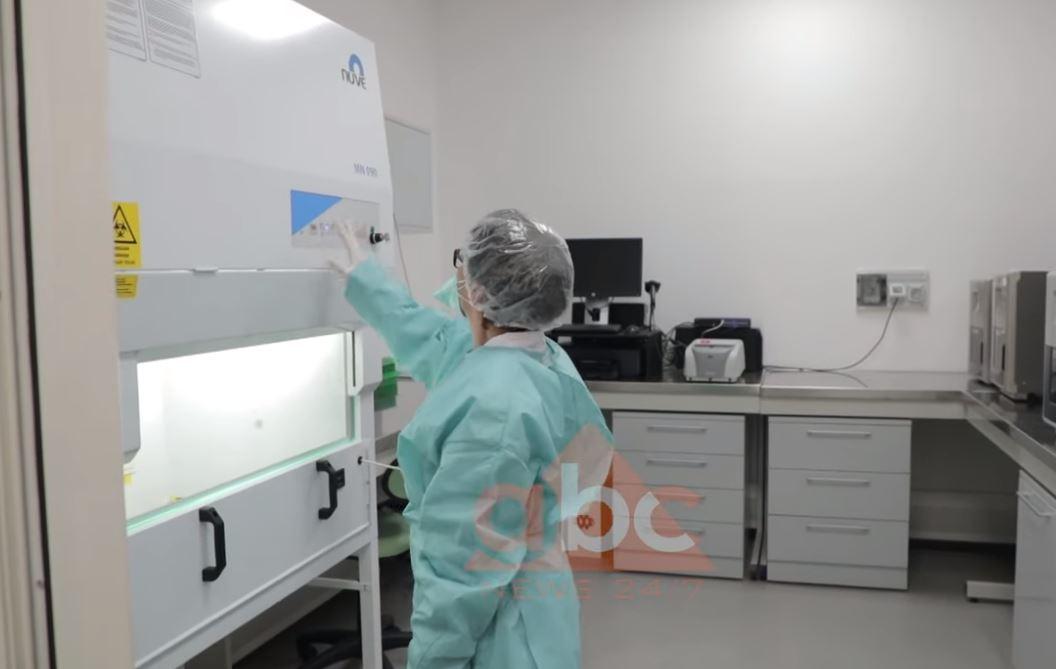 9% e mjekëve të testuar në QSUT kanë qenë të infektuar me koronavirus