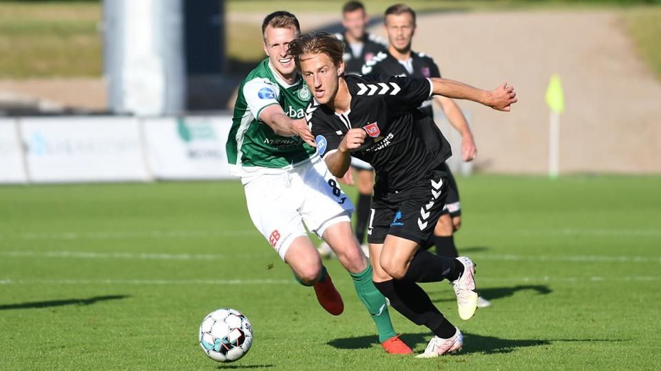 VIDEO/ Fluturon Vejle BK, Arbnor Muçolli shfaqet si goleador