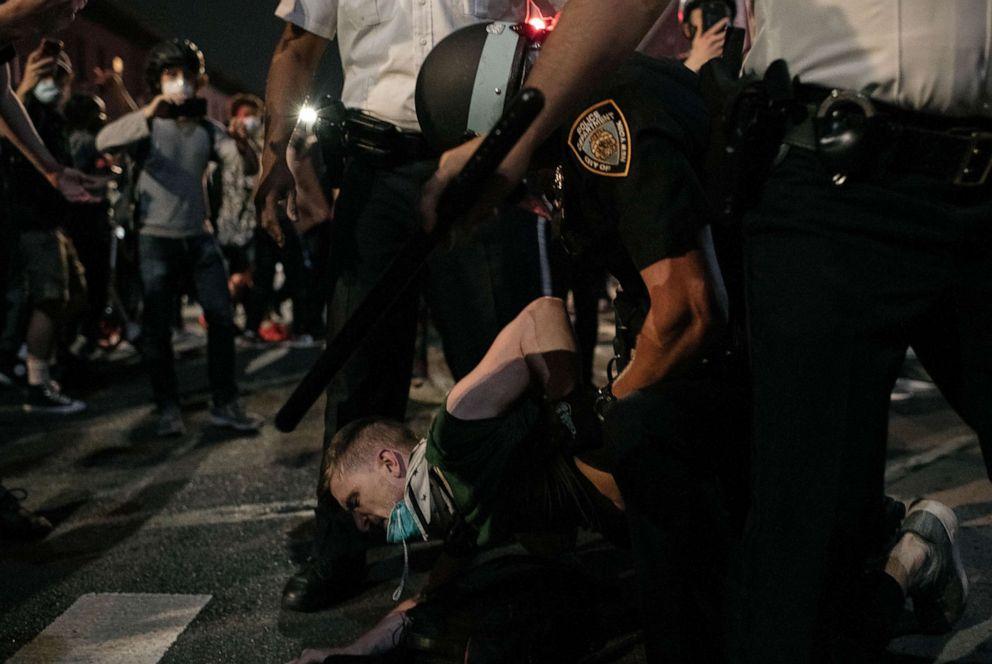 Protestat në SHBA/ 52% e amerikanëve, pro ndërhyrjes së ushtrisë