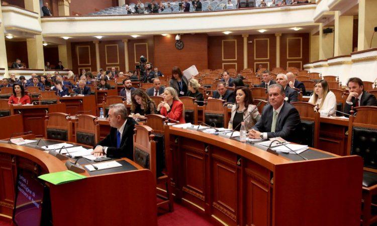 "Opozita Parlamentare tjetër ""goditje"" Rudina Hajdarit, zbulohet letra për Ruçin"