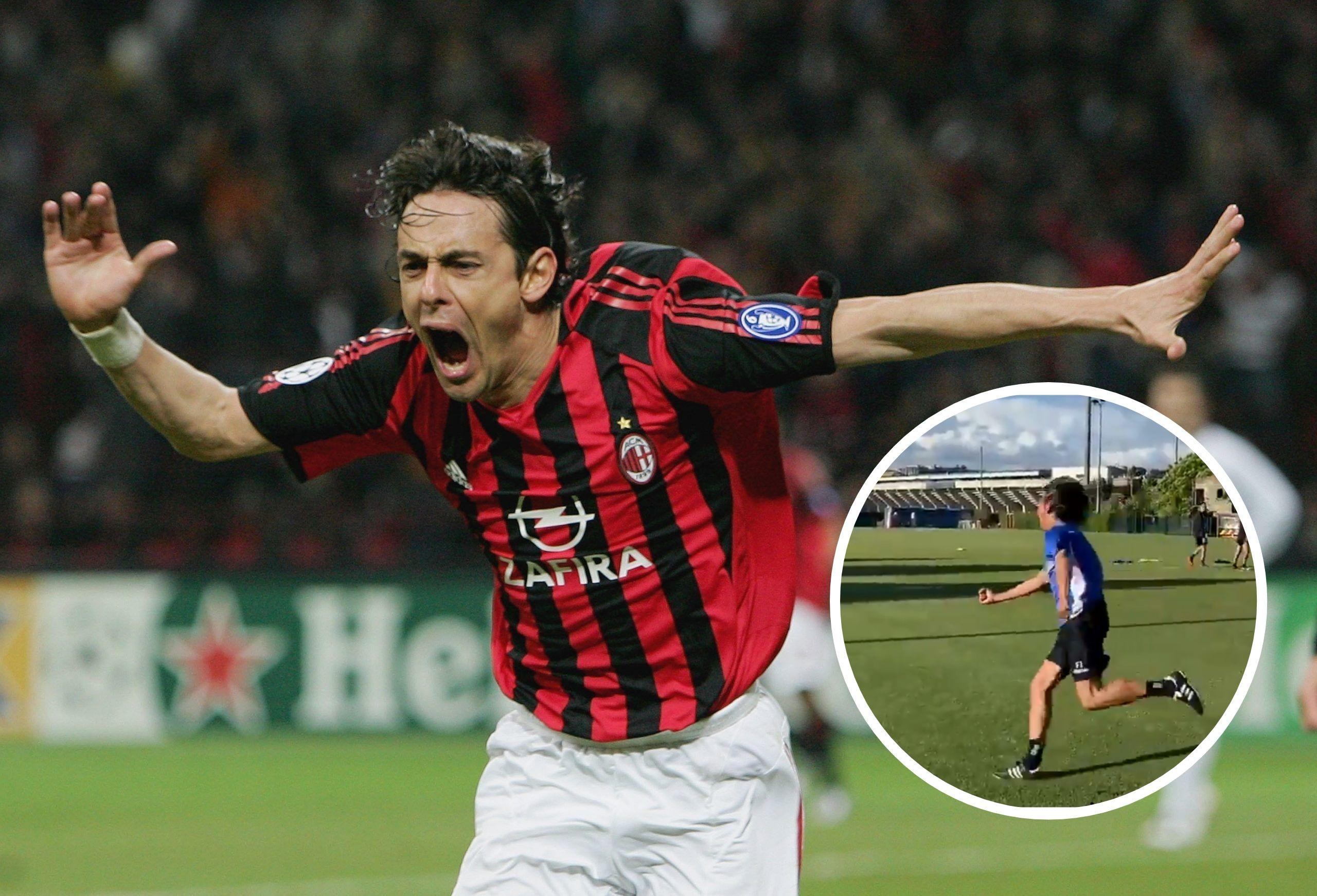 """VIDEO/ """"Milan, tani të kuptojmë"""", i zakonshmi Pippo çmend klubin italian"""