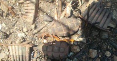 Predha, granata dhe fishekë, zbulohet një arsenal luftarak në Shkodër