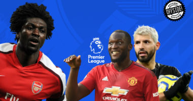 "Mes tyre Lukaku, Aguero e Adebayor: Njihuni me 10 ""Pippo""-t e Premier League"