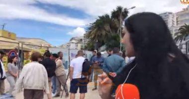 Bizneset në Sarandë ngrihen në protestë: Ndaloni punimet në bulevardin e qytetit