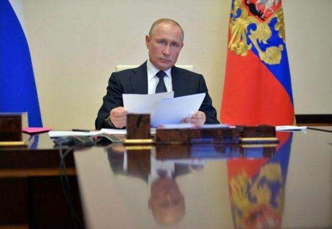 Putin: Nuk e përjashtoj rikandidimin si president