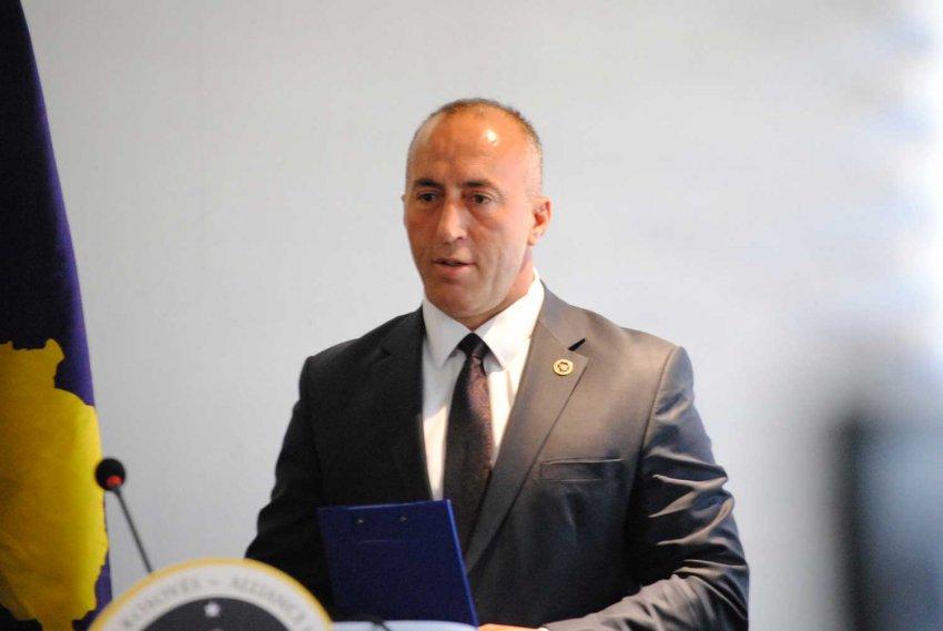 Haradinaj: Vota për qeverinë e re është votë për Kosovën