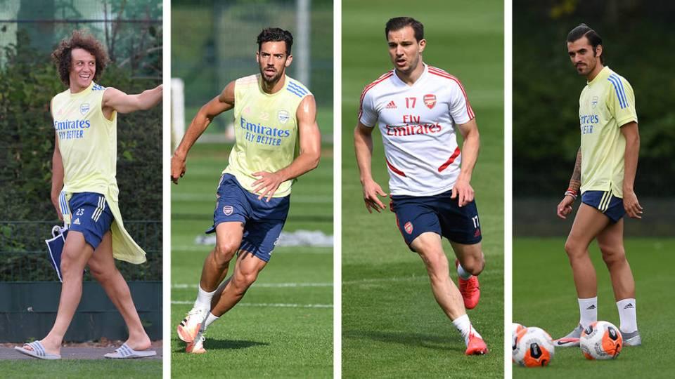 Arsenali i nis me vrull rinovimet, zyrtarizohen katër lëvizje