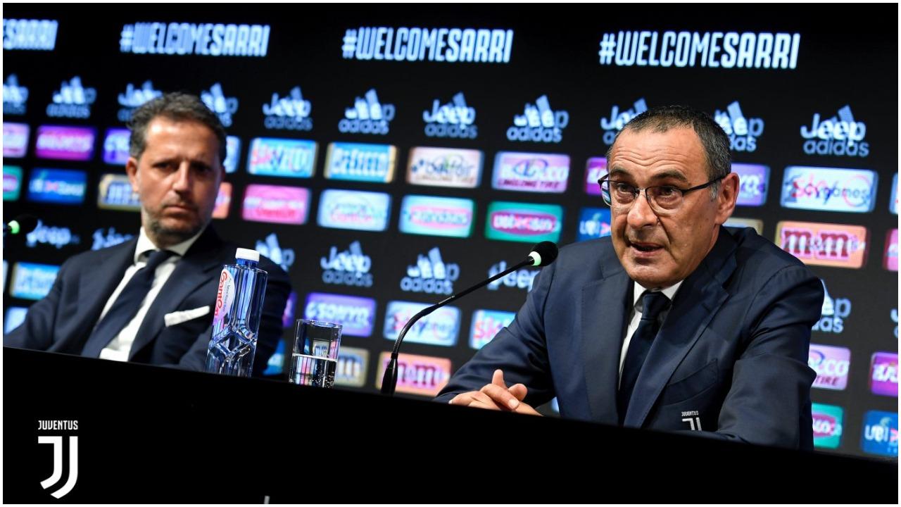 Porosia për Dybala, goli i CR7 dhe një surprizë: Rrëfehet Sarri