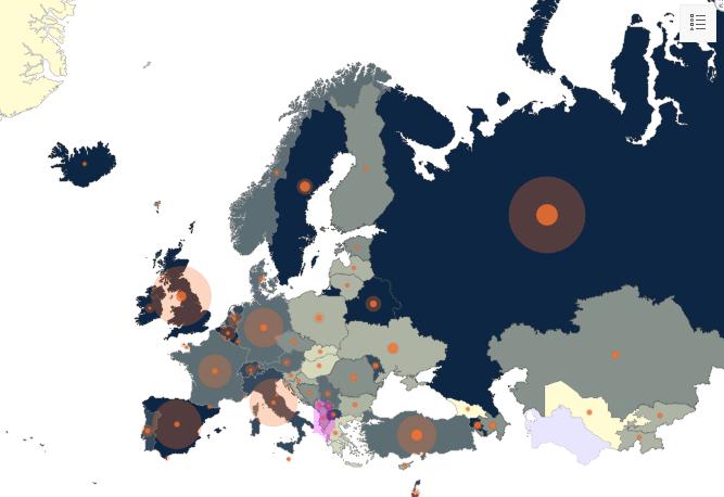 Mes tyre Shqipëria, OBSH nxjerr listën e vendeve ku po rriten rastet me Covid-19