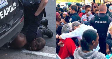 Dhjetë persona humbin jetën në protestat për vdekjen e George Floyd në SHBA