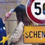 Koronavirusi, BE i mbyll dyert shqiptarëve deri në fund të korrikut