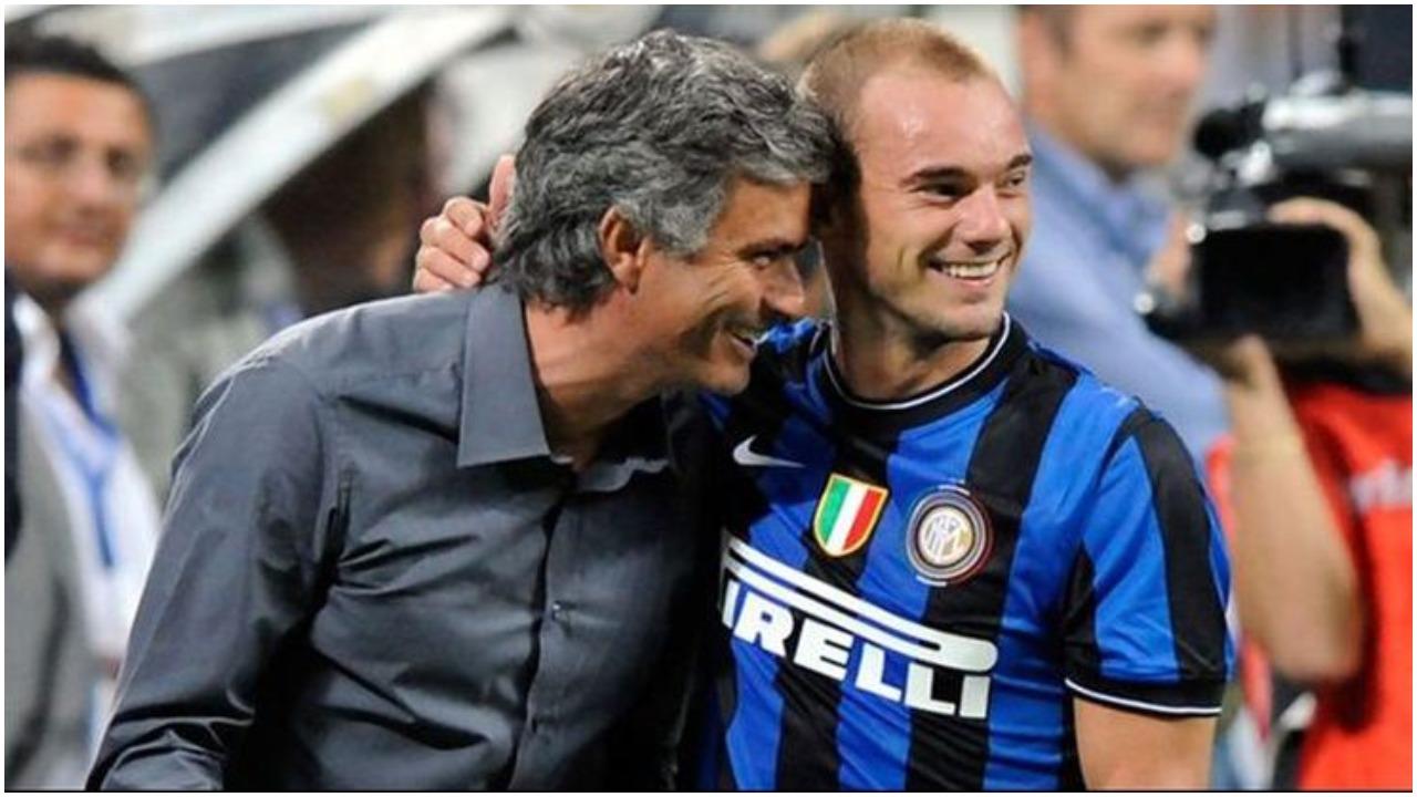 Sneijder: Tek Interi isha në majë, Mourinho padyshim numri një!